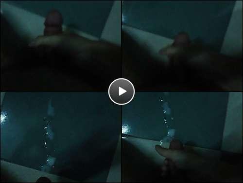 male yoga video video