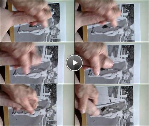 vintage nude male video